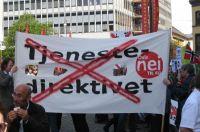 Stopp direktivet! Foto: Revolusjon