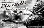 Ya cayo. Nei til kapitalismen, all makt til folket!