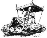 Pavens fredsvogn.